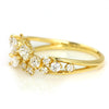 Coffret Ring in 18k gold -Lumiere-