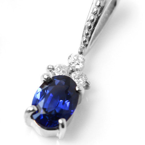 royal oval image medium cornflower ceylon blue love sapphire jewelers promise