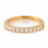 Diamond Ring in 18k gold -Emma-