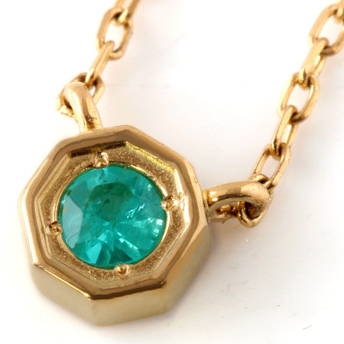 Paraiba Tourmaline necklace in 18k gold -Anne-