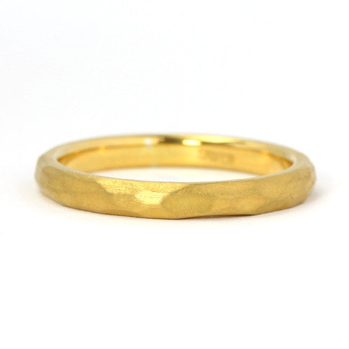 Marriage Ring in 18k Gold/ Platinum 900 -Chemin-