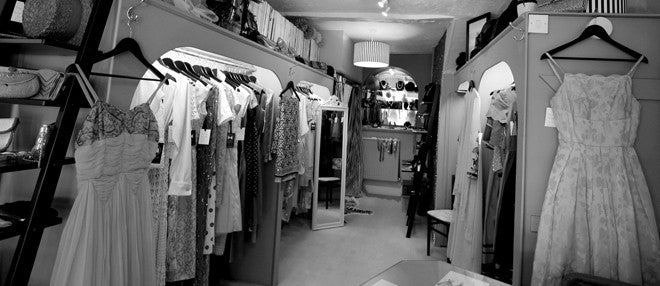 Our boutique - Inside The Shop