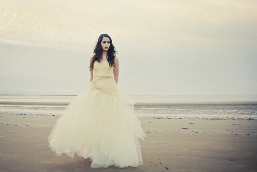 Alexandra King tulle Claudia dress Laura power photography