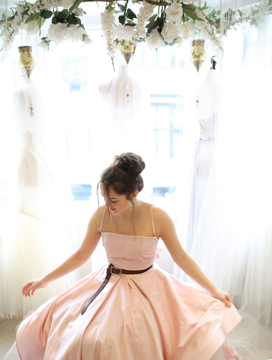 alexandra king peony dress classical photographer