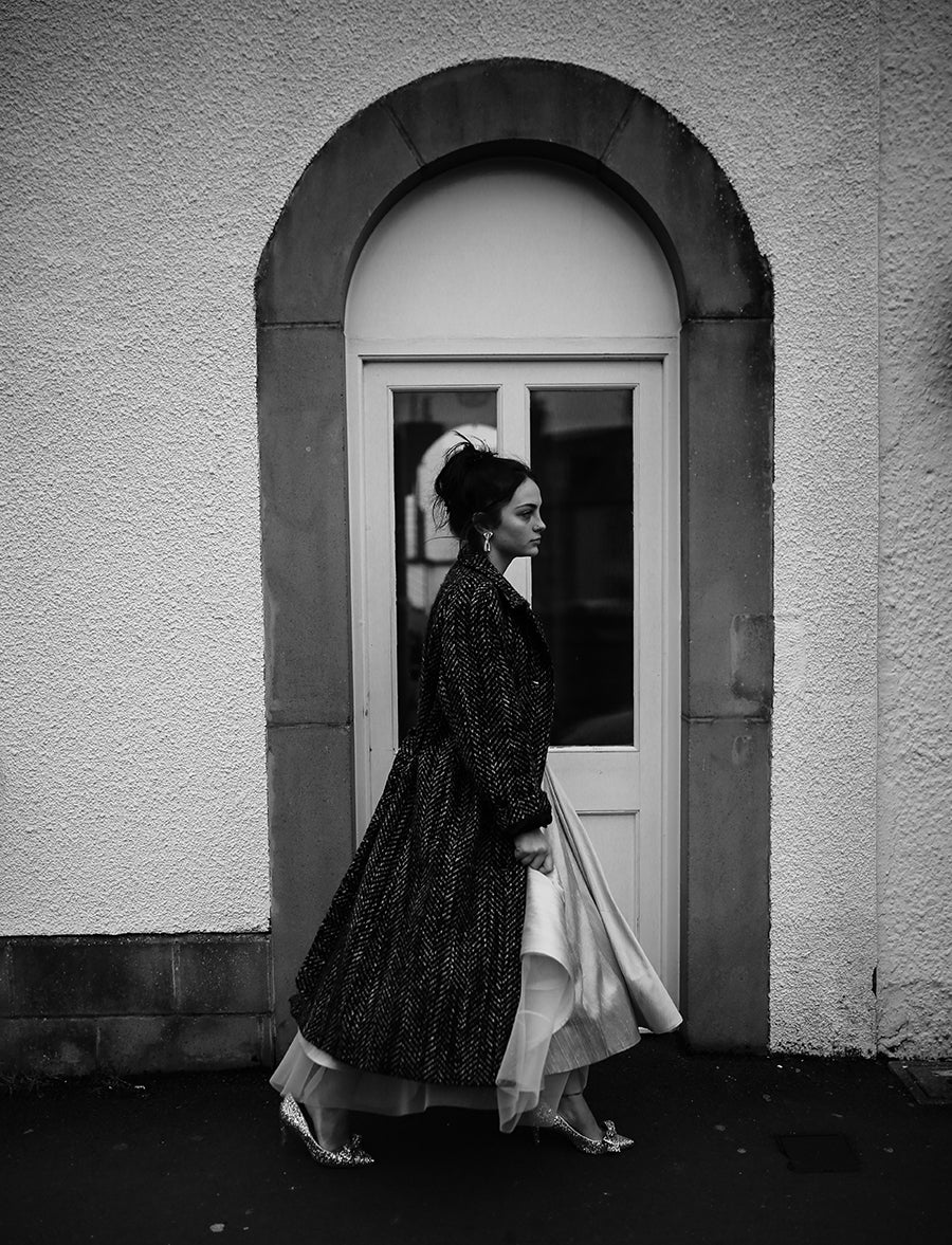 alexandra king peony dress classical street photographer
