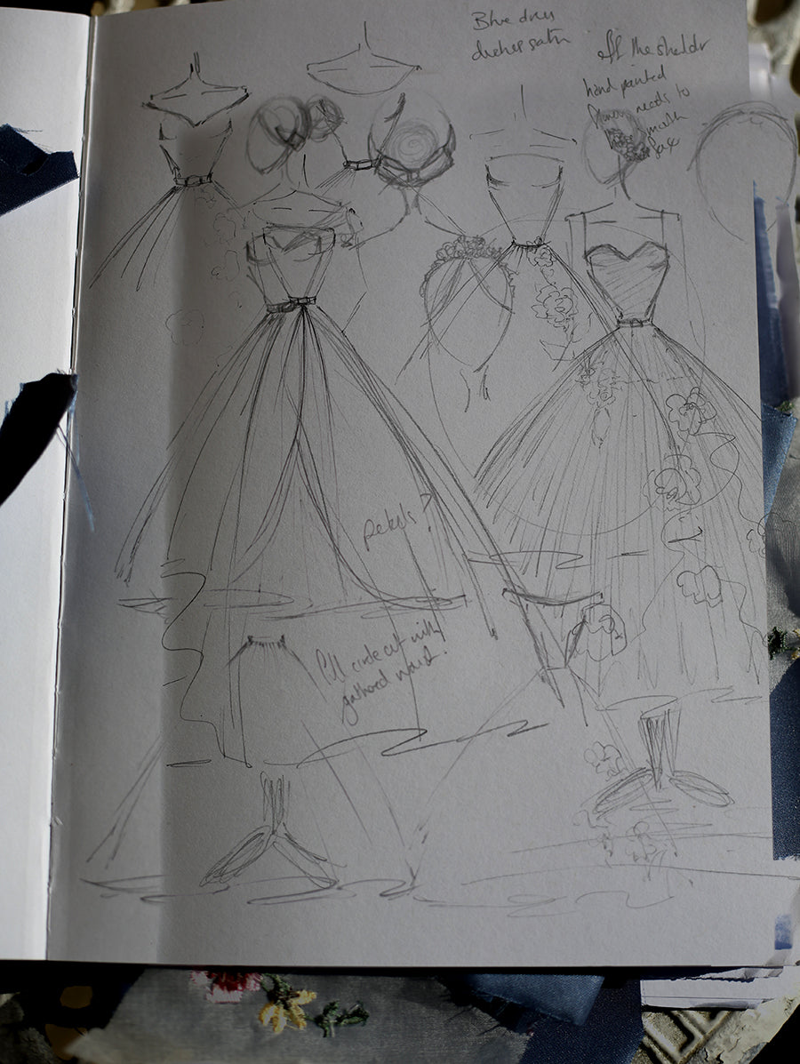 alexandra king sketch book