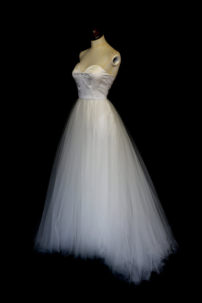 tulle wedding dress alexandra king bridal