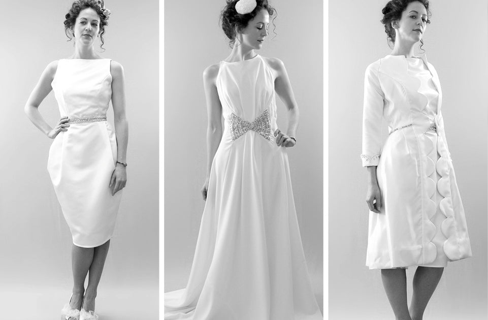 Alexandra King Bridal bespoke dresses