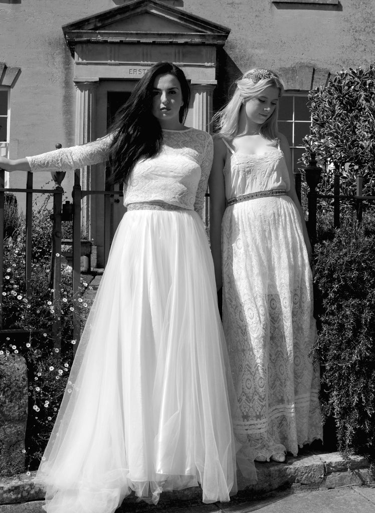 alexandra king designer bridal separates collection UK