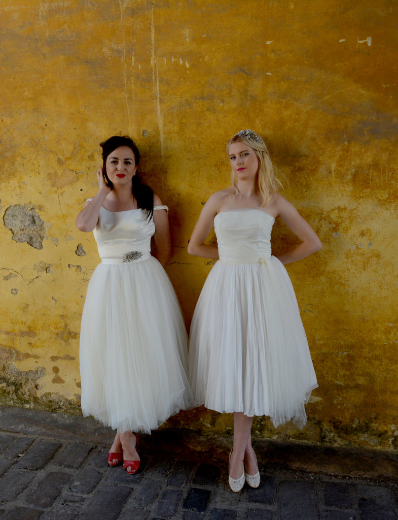 alexandra king bridal separates collection UK
