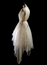 1920 - Champagne Sequin Dress