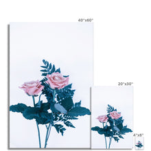Two Roses Fine Art Print