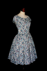 Bespoke Liberty Print Tea Dress