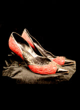 Vintage 1950s Winkle Picker Shoes