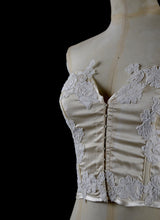 Silk and Lace Bralet