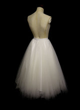 Bespoke Tea Length tulle skirt