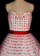 Valentine Red Tulle Dress