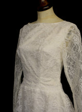 RESERVED Vintage 1950s Ballgown Wedding Dress