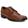 Men Brown Formal Brogue Shoes 2703