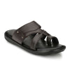 Men Brown Designer Slippers 1118
