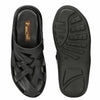 Men Black Gladiator Slippers 1113