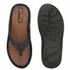 Men Black Two Toned Slippers RC25