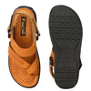 Men Tan Kolhapuri Sandals 2571