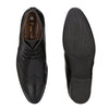 Men Black Formal Brogue Shoes 2702
