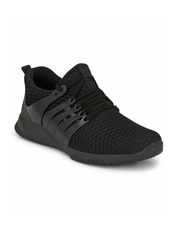 Mactree All Black Air Sneakers NK27