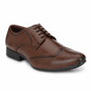 Men Brown Formal Brogue Shoes 1803