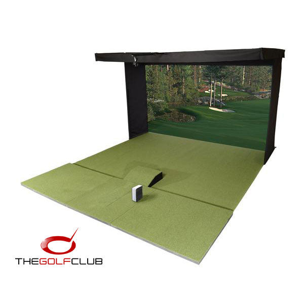 Golf Simulator For Sale >> Buy A Complete Golf Simulator Setup Golf Simulator Store
