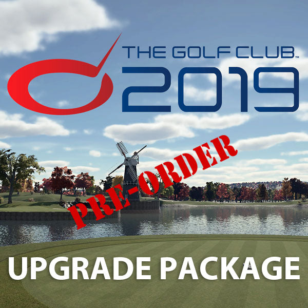 TGC2019 for Simulators Upgrade Package PRE-ORDER