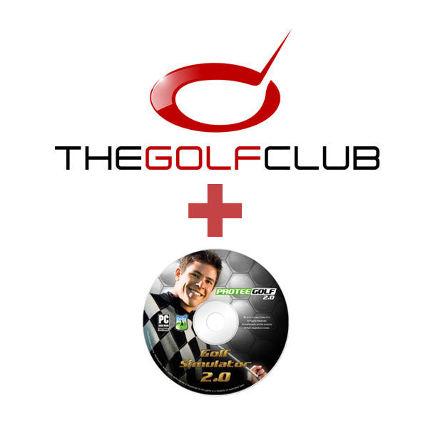 The Golf Club Simulator + ProTee Golf 2.0