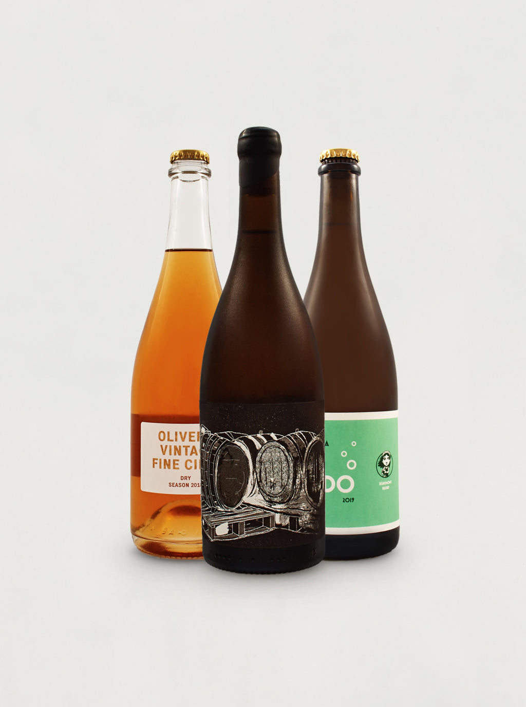 Dry Cider January Selection
