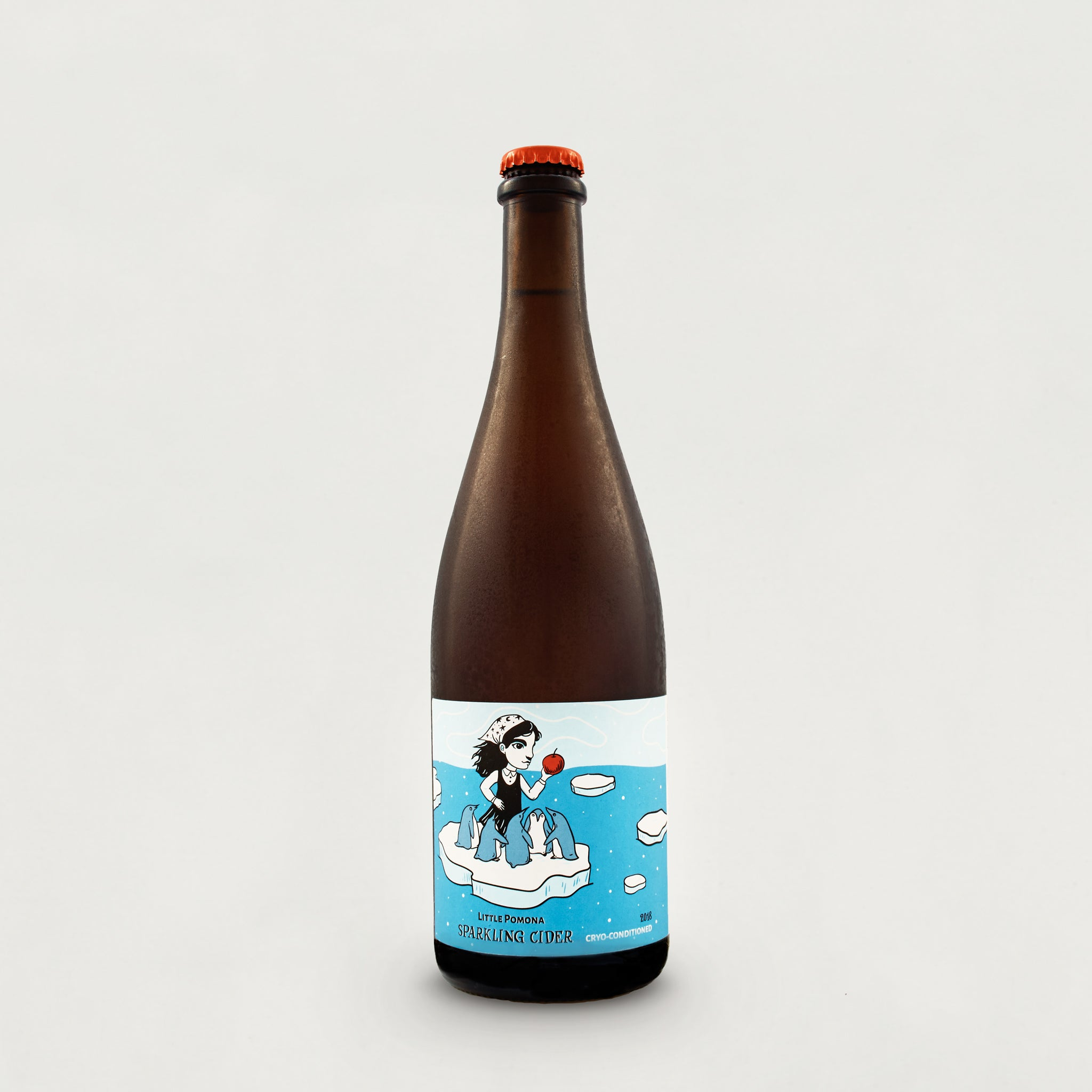 Cryo-Conditioned Cider 2018