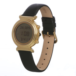 AlFajr Ladies Golden Watch - WF14L
