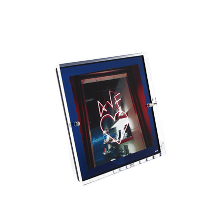 AVF - Voltage Snap Frame Square - Saphire