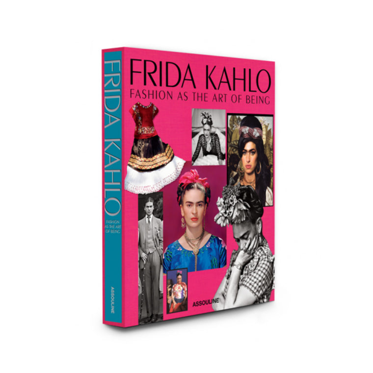 AS - Frida Kahlo: Fashion As The Art Of Being
