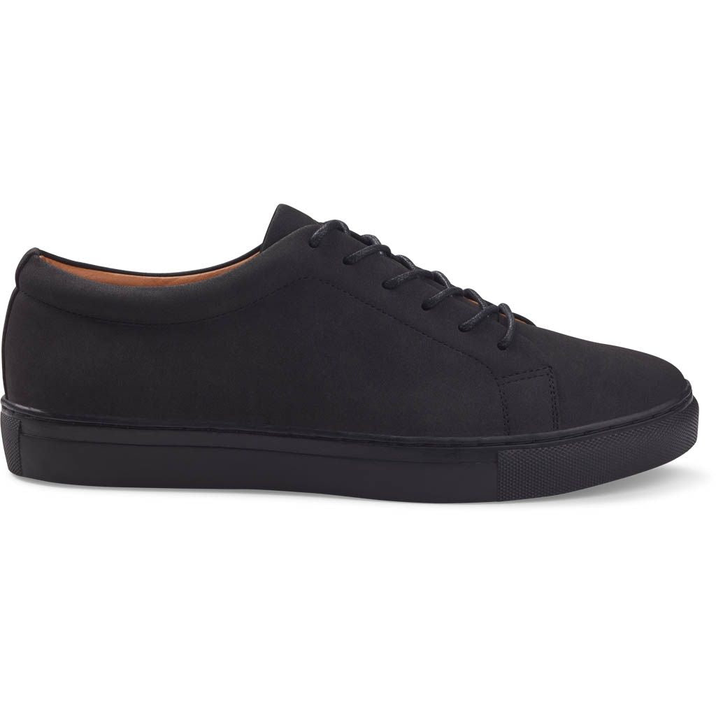 Kronstadt Beckenbauer Low Shoes Black / Black