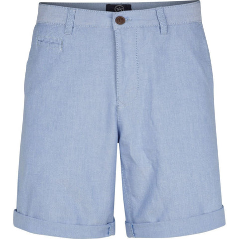Kronstadt Jonas Oxford Shorts Navy
