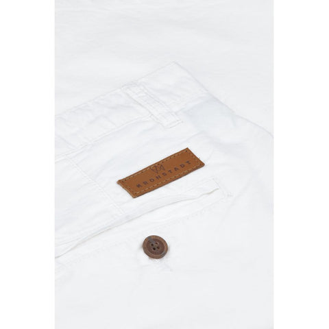 Kronstadt Jonas Oxford Shorts White