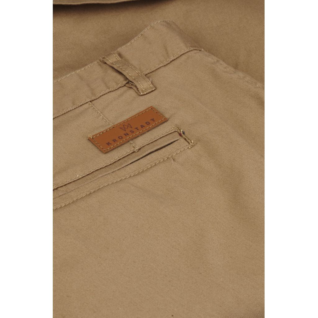 Kronstadt Jonas Stretch Shorts Khaki