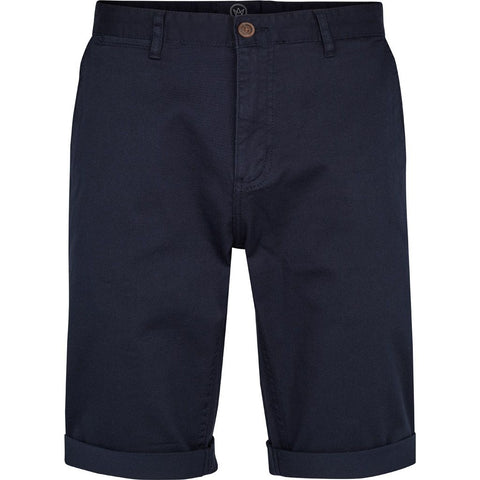 Kronstadt Jonas Stretch Shorts Navy