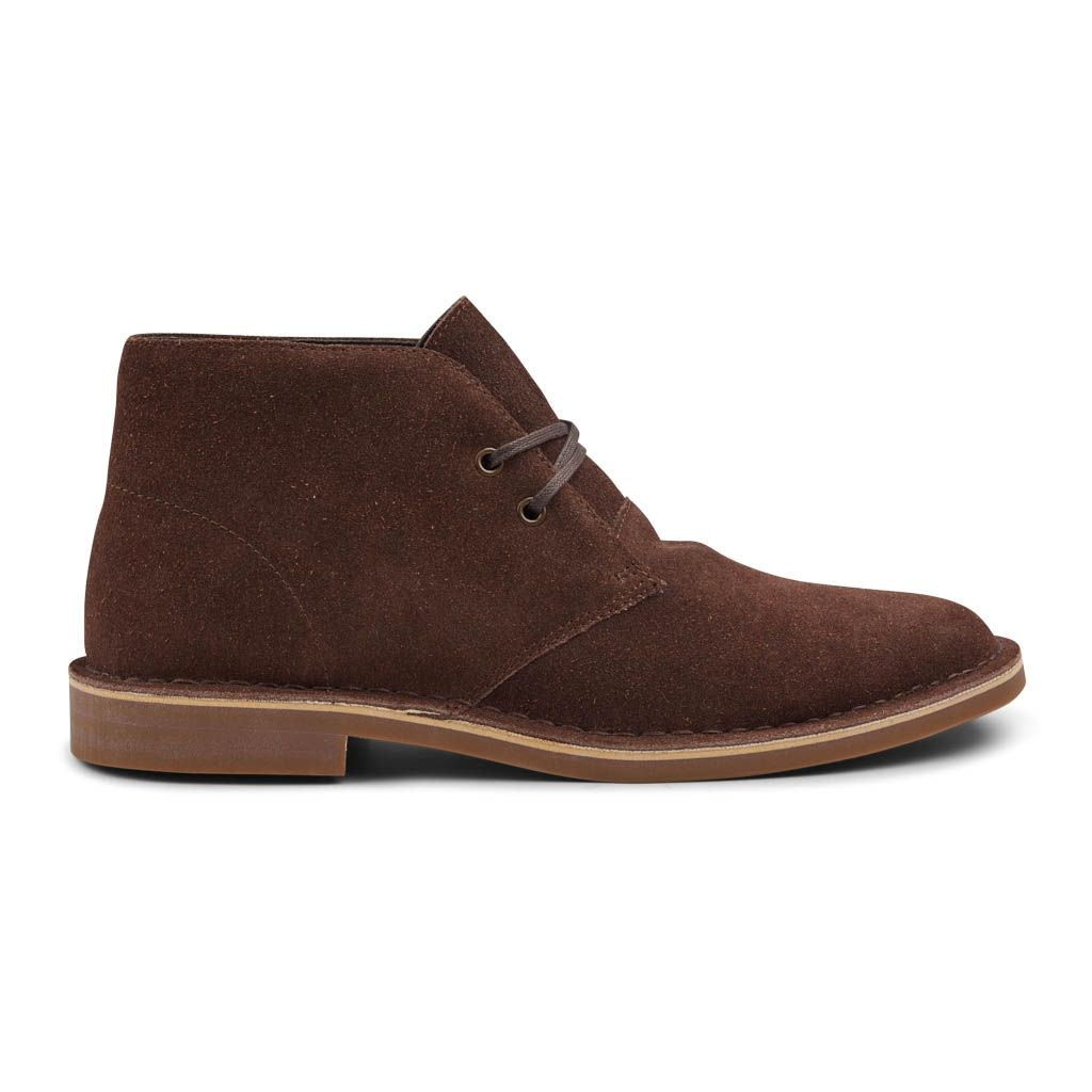Kronstadt Pedestrian Shoes Dark Brown
