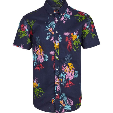 Kronstadt Johan Exotic S/S Shirts S/S Mix Colour