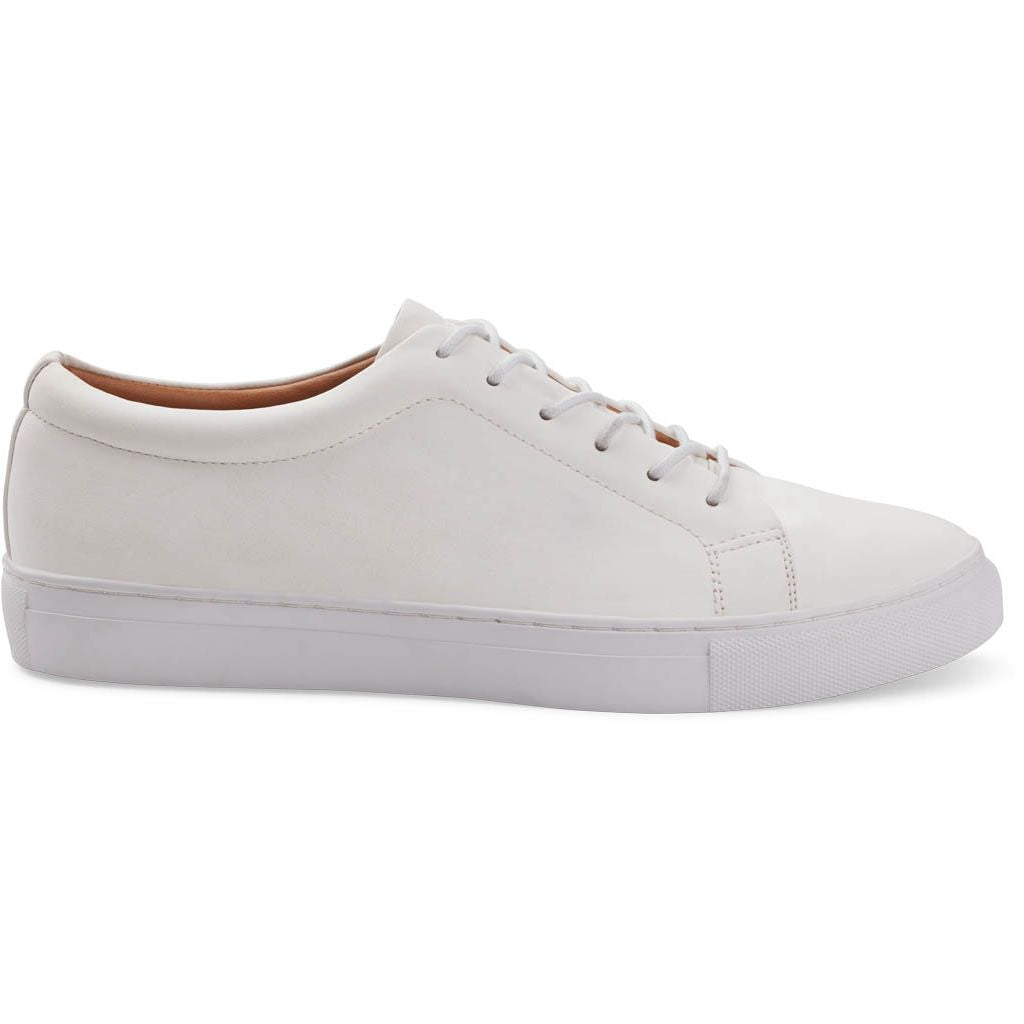 Kronstadt Beckenbauer Low Shoes White / White