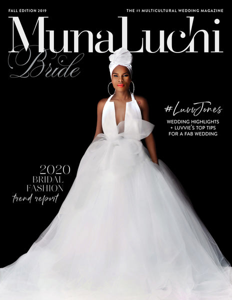 MunaLuchi Fall 2019 Issue (pre-order)