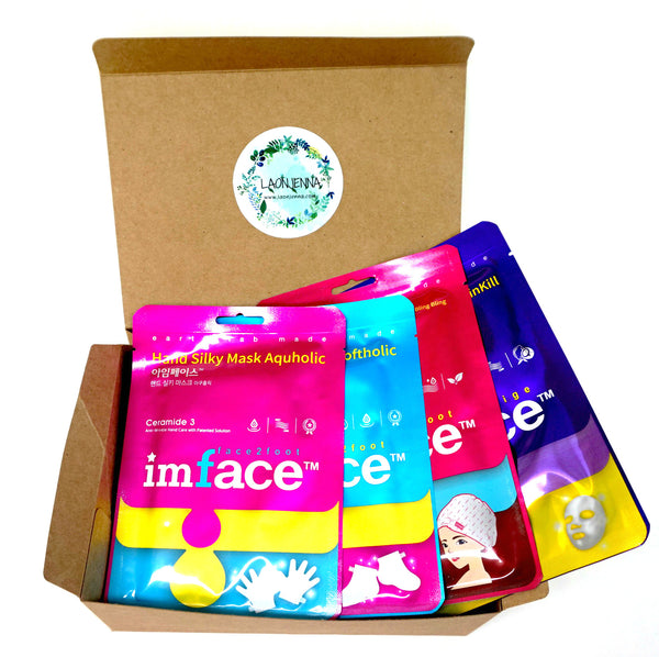 Ultimate Home Pampering Mask Kit