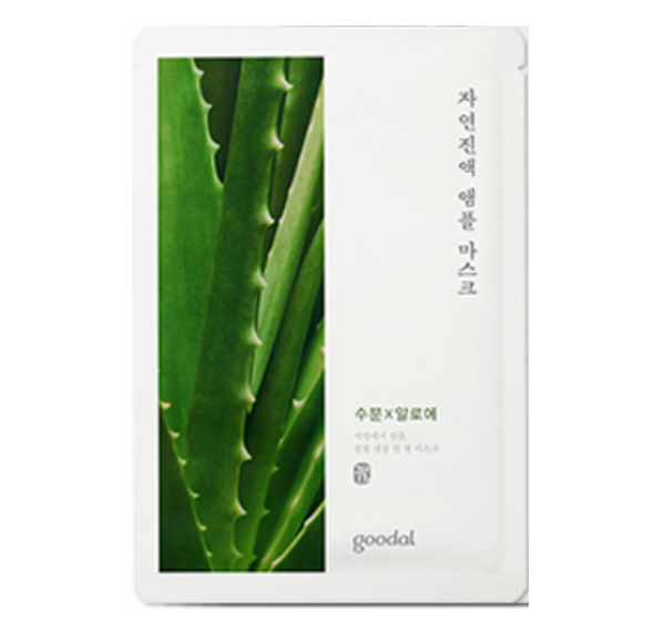 ALOE - Moisture Nature Ampoule Mask