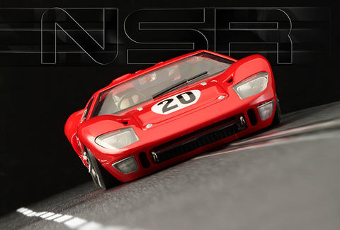 NSR-0020 Ford GT40 MkI #20 LeMans 1969/1970